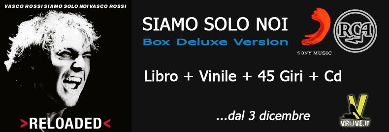 SIAMO SOLO NOI - Box Deluxe Version